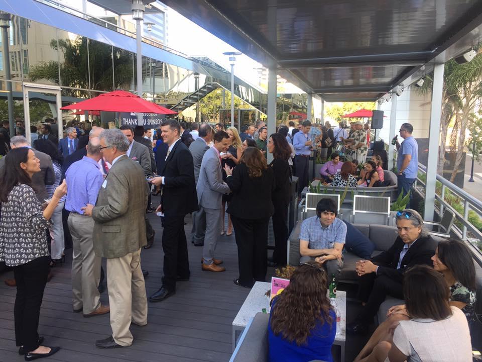 Bar Center at 401, San Diego