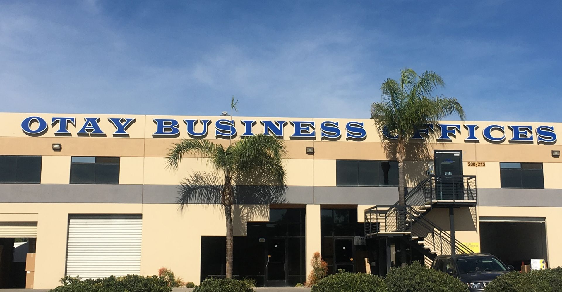 Otay Business Offices, San Diego
