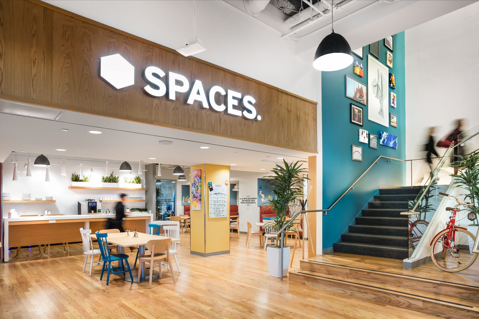 Spaces. co-working, San Diego