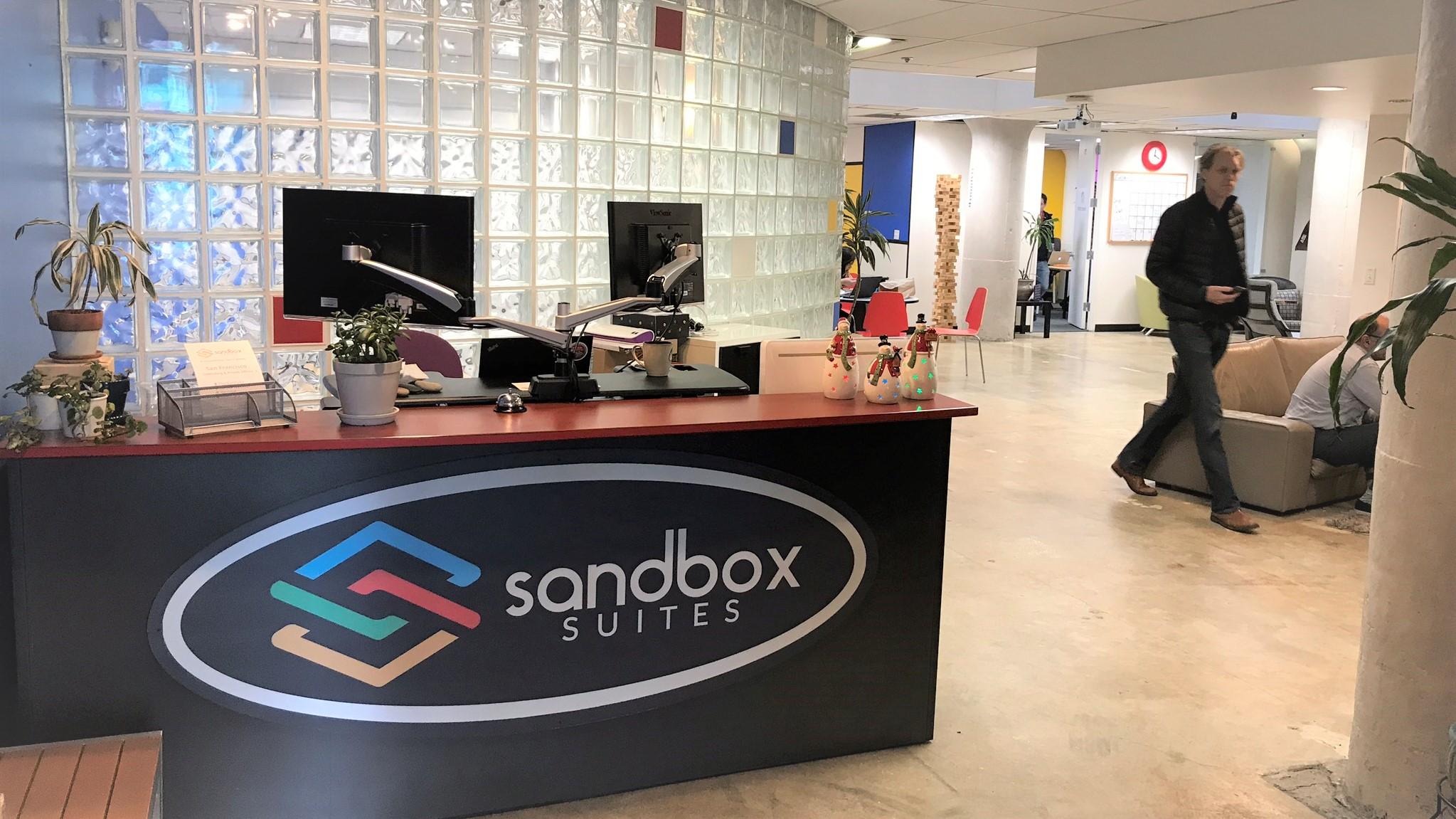Sandbox Suites - South Park, San Francisco