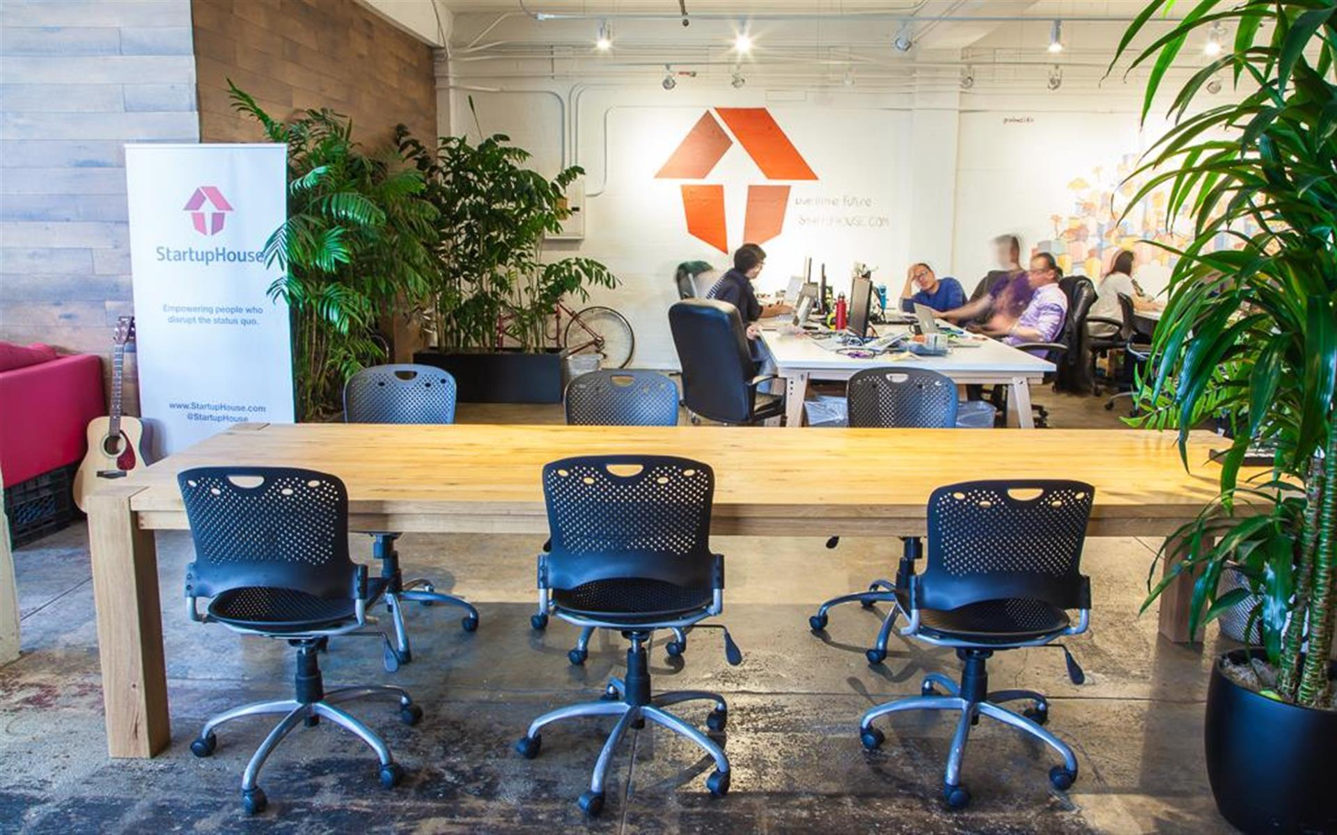 StartupHouse, San Francisco