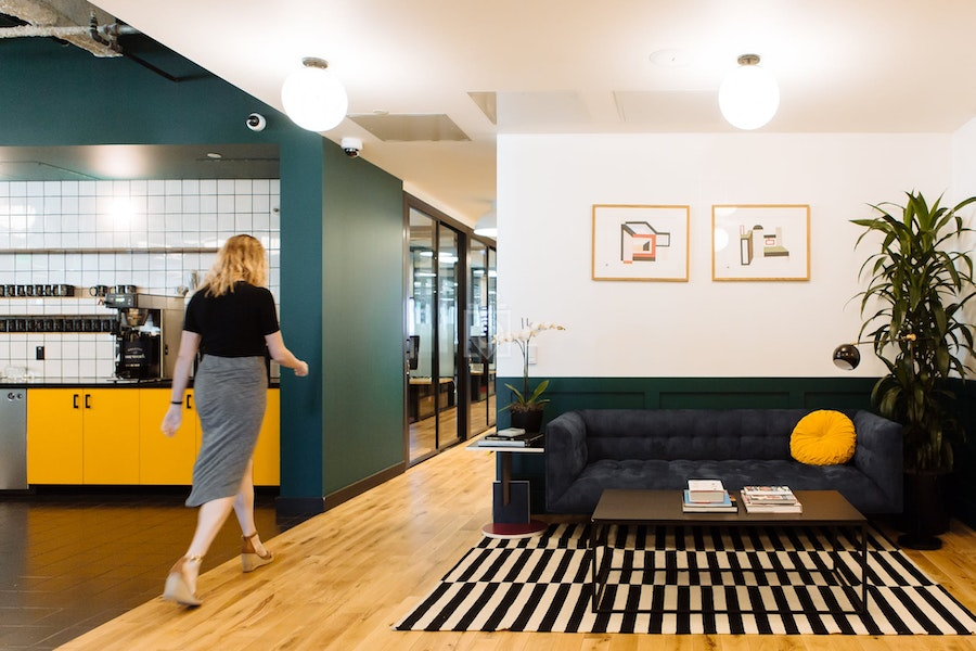 WeWork 600 California Street, San Francisco