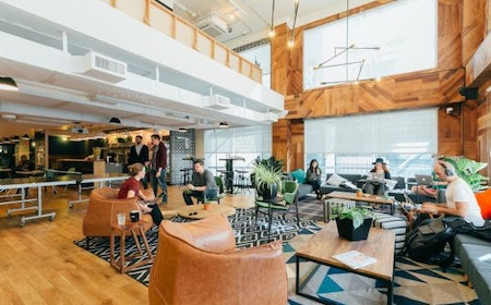 WeWork Civic Center, San Francisco