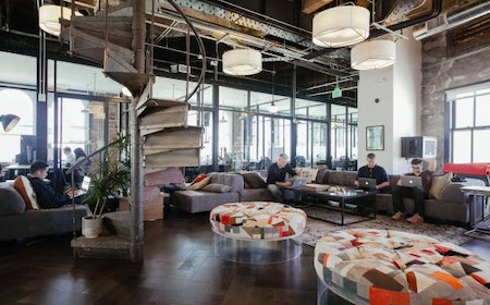 WeWork Golden Gate, San Francisco