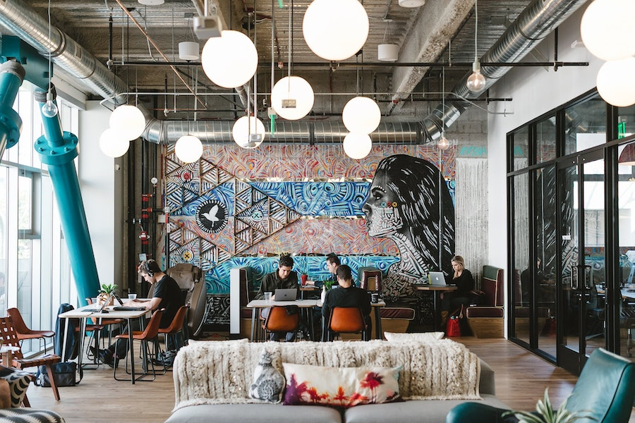 WeWork Montgomery Station, San Francisco