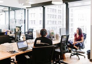 WeWork Salesforce Tower image 2