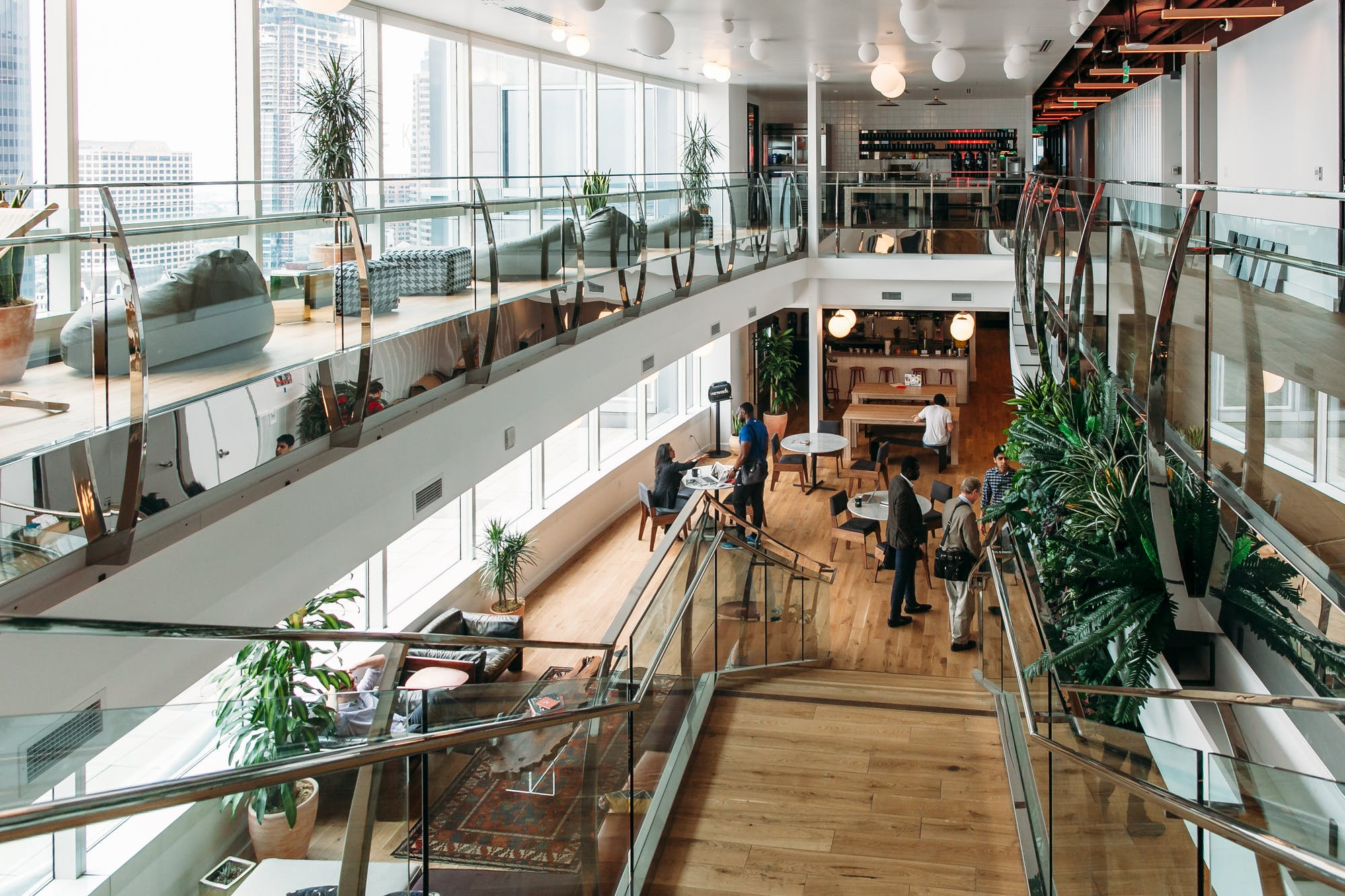 WeWork Salesforce Tower, San Francisco