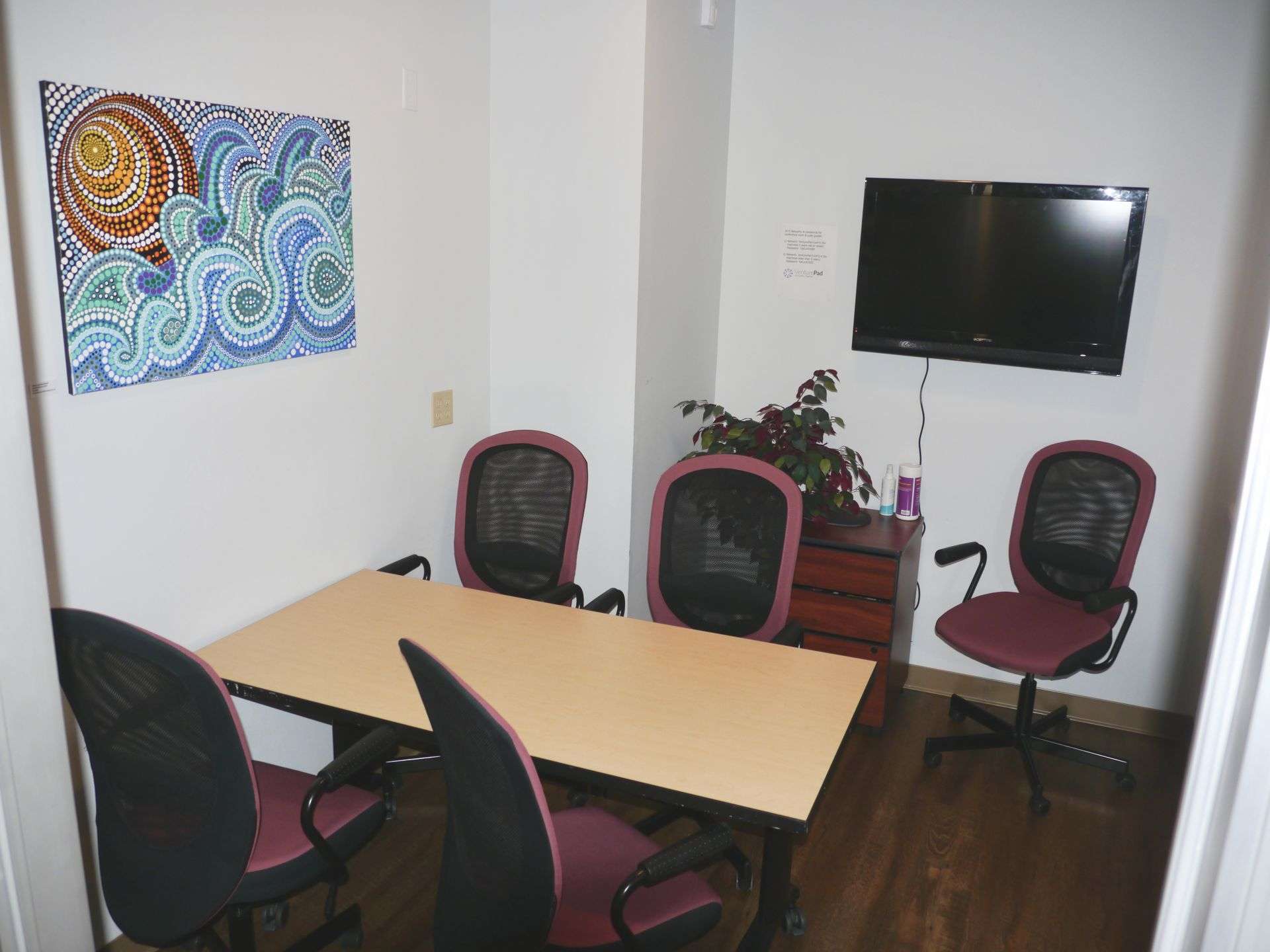VenturePad, San Rafael