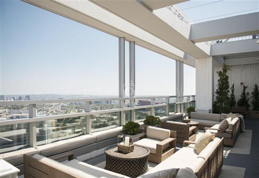 Hills Penthouse, West Hollywood
