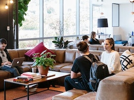 WeWork Pacific Design Center, WeWork