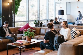WeWork Pacific Design Center, Hermosa Beach