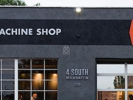 The Machine Shop, Colorado Springs