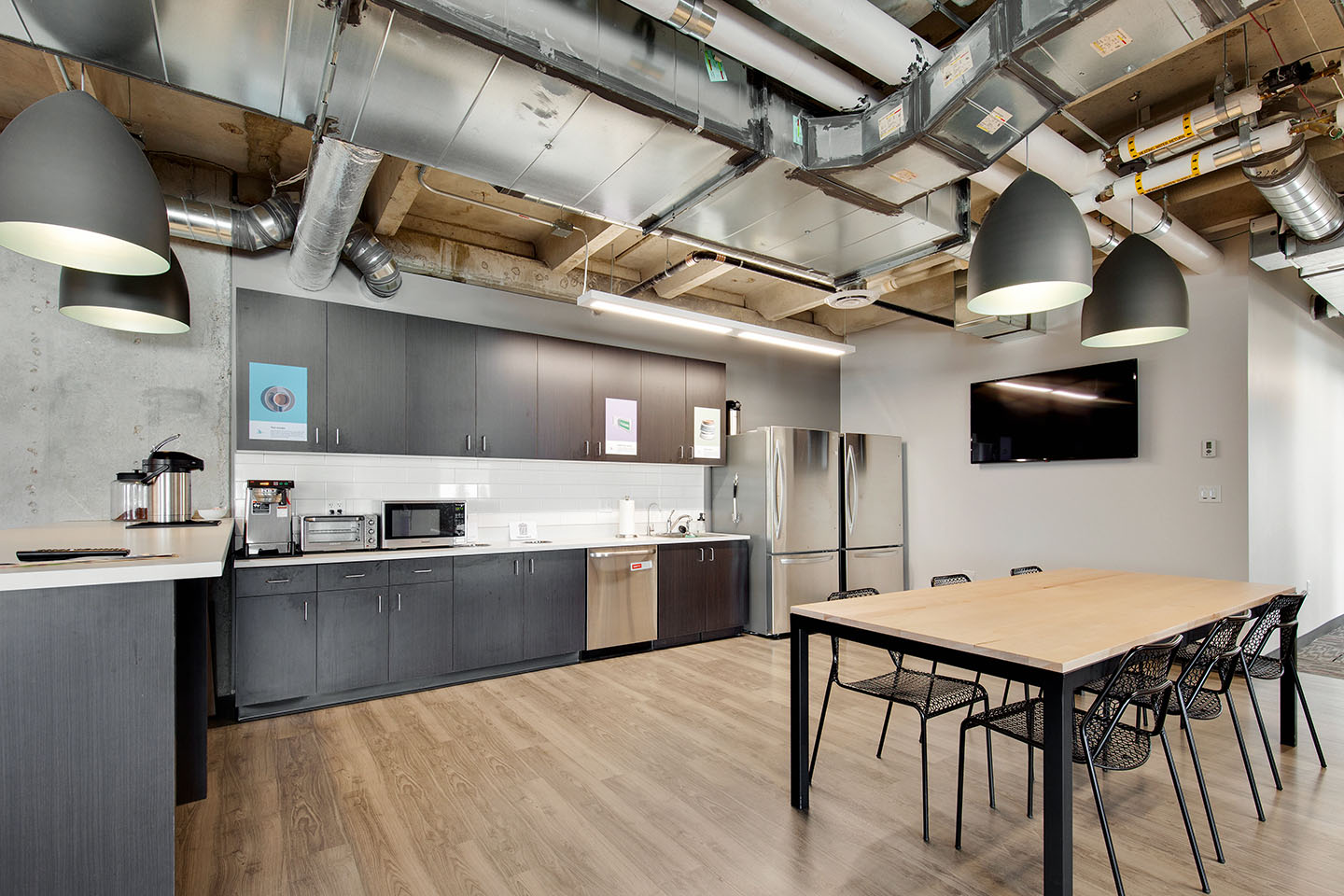 Goosetail Spaces - Sloan's Lake, Denver