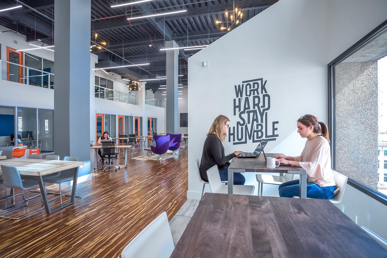 Novel Coworking 16th Street, Denver