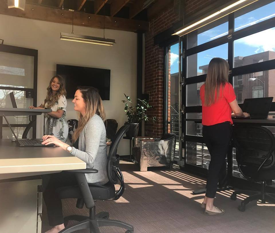 Shift Workspaces Bannock, Denver