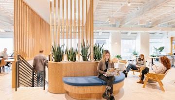 WeWork Wells Fargo Center image 1