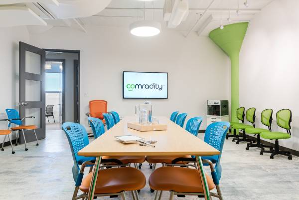 Comradity Stratety and Creative Resource Center, Stamford