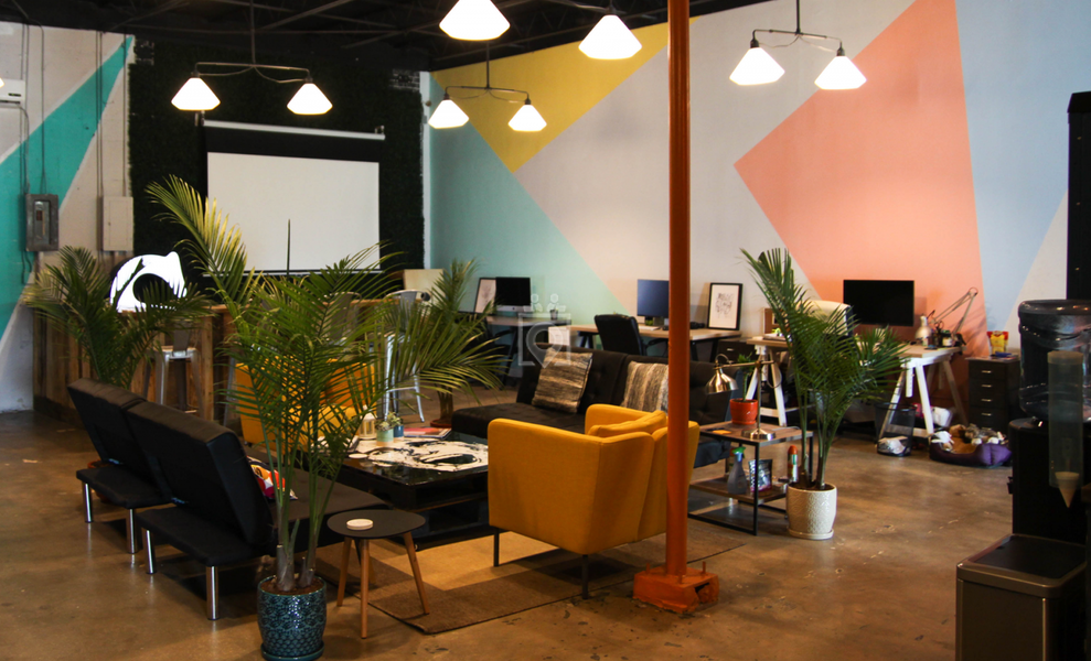 Coworking Boca/ Spunklyfe Media, Boca Raton