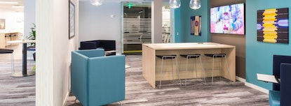 Peachtree Offices BridgeSpace Fort Lauderdale