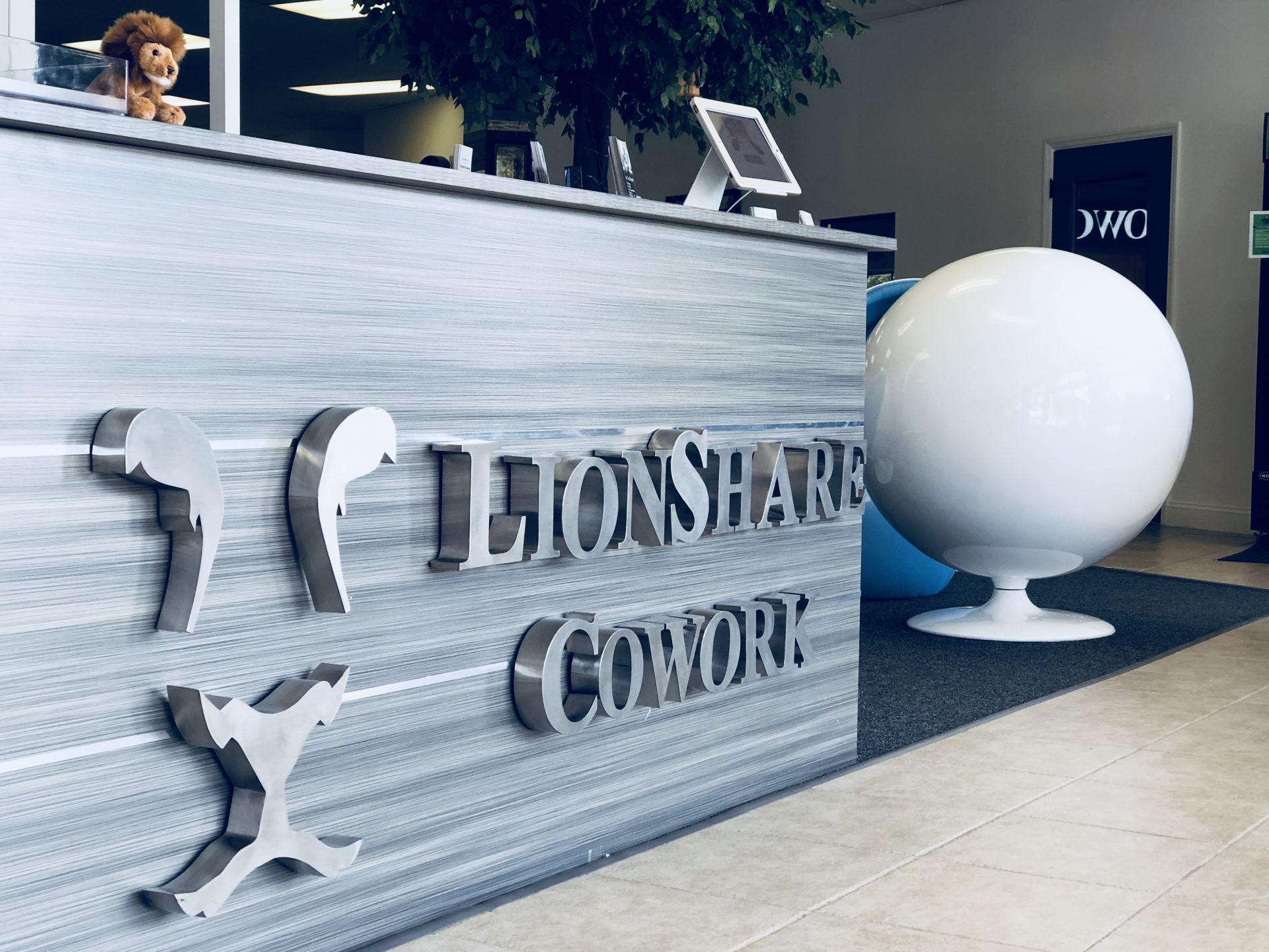LionShare Cowork, Jacksonville