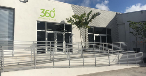 360Spaces LR, Miami | coworkspace.com