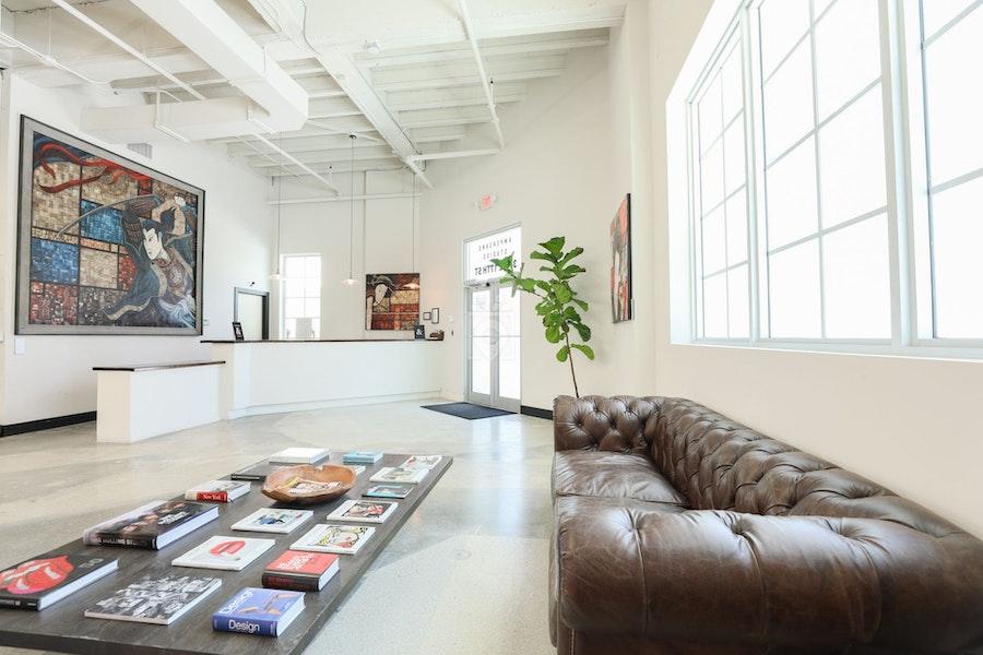 Ampersand Studios, Miami