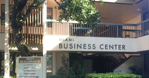 Miami Business Center, Goldbetter, Inc, Miami | coworkspace.com
