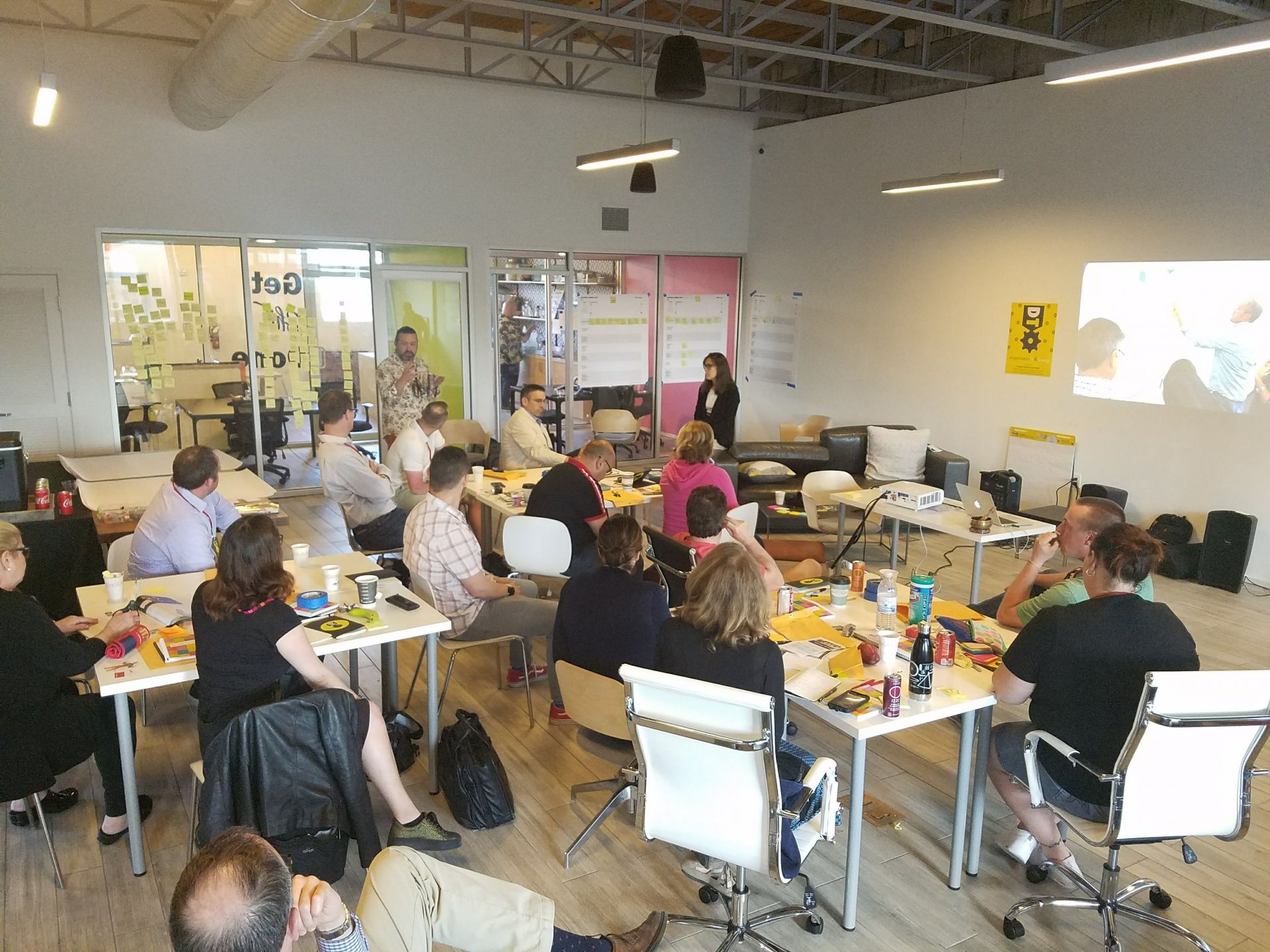 Space Called Tribe - Coworking and Urban Innovation Lab, Miami