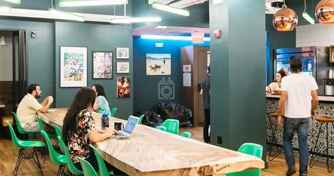 WeWork Lincoln Road, Miami | coworkspace.com