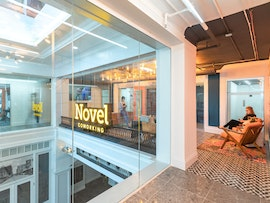 Novel Coworking Angebilt Building, Orlando