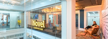 Novel Coworking Angebilt Building