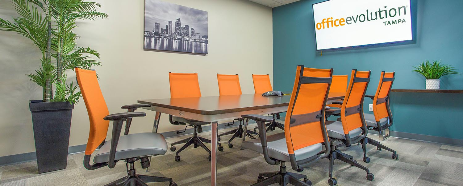 Office Evolution Tampa, Tampa
