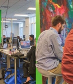 Coworking space on South New York Avenue profile image