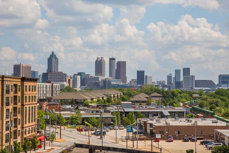Industrious Atlanta West Midtown, Atlanta