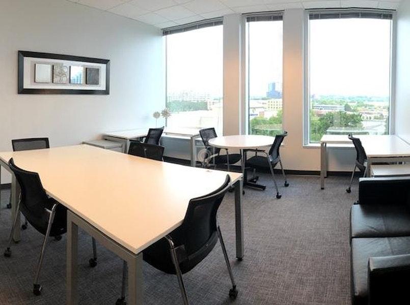 Peachtree Offices Buckhead, Atlanta