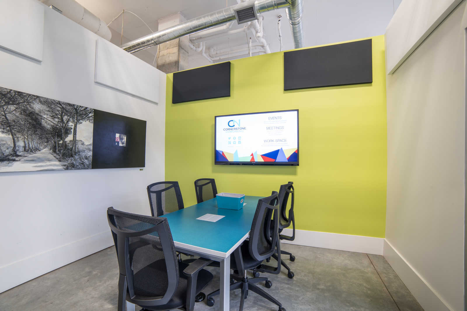 Cornerstone Coworking, Lawrenceville