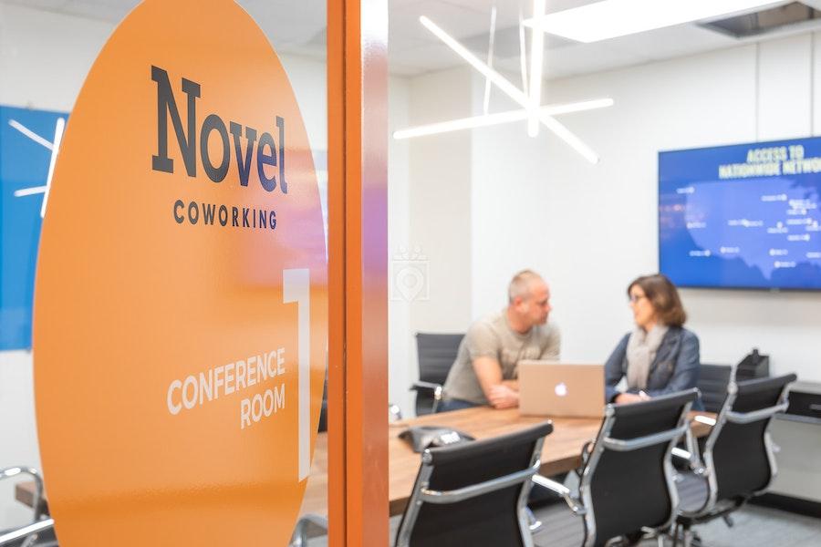 Novel Coworking Johnson Square, Savannah