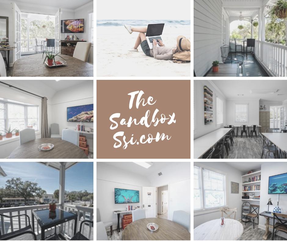 The Sandbox Ssi, St. Simons