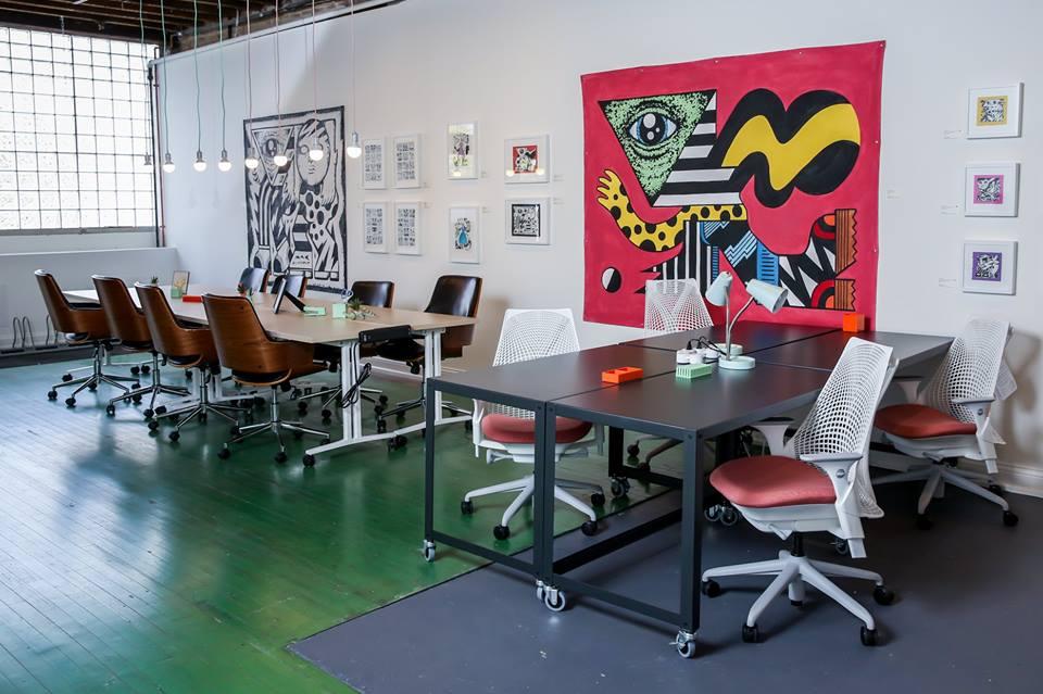 Ampersand Cowork, Chicago