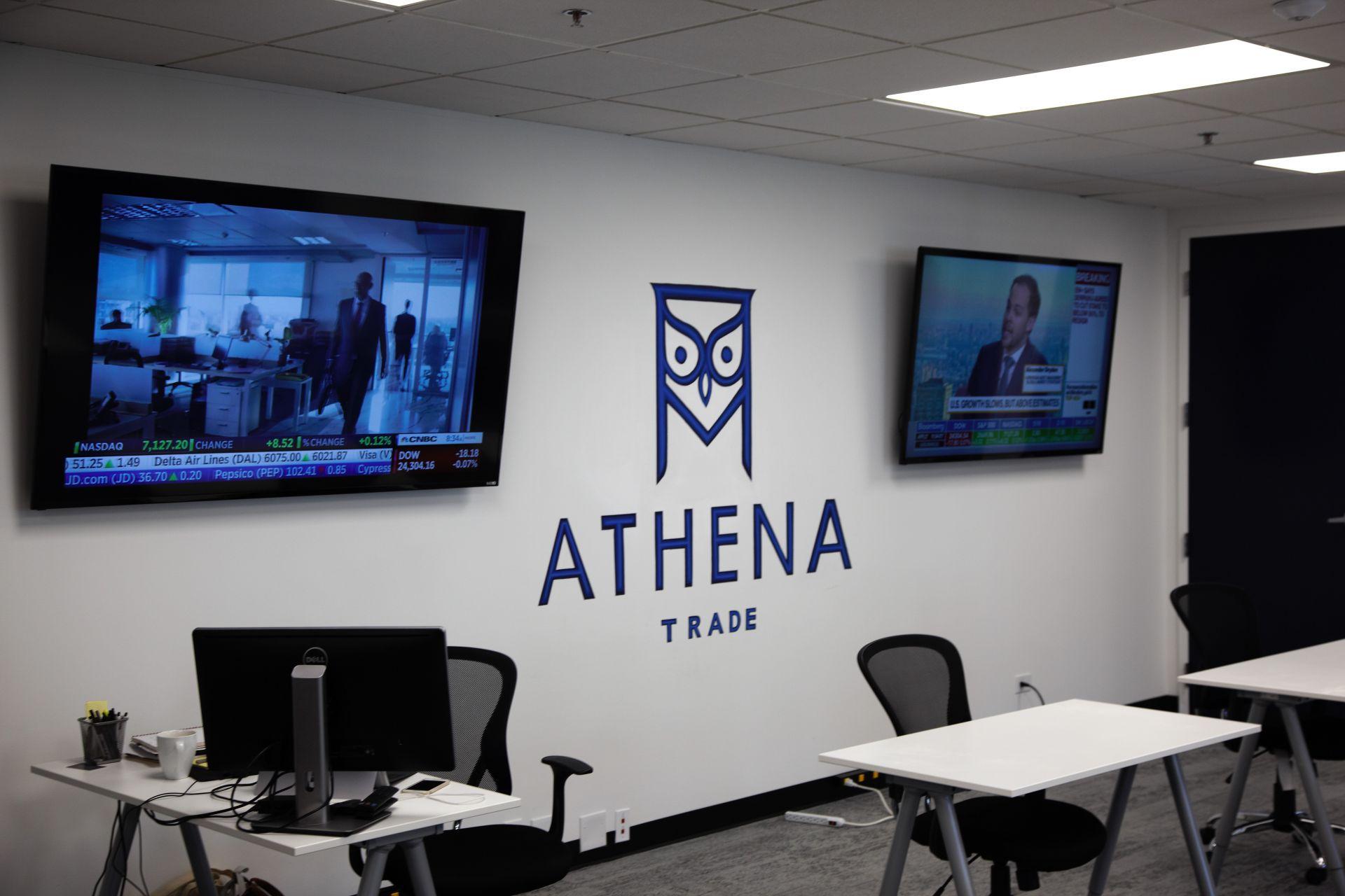 Athena.Trade, Chicago
