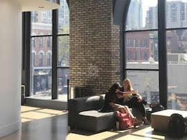Coworking @ Second City, Chicago