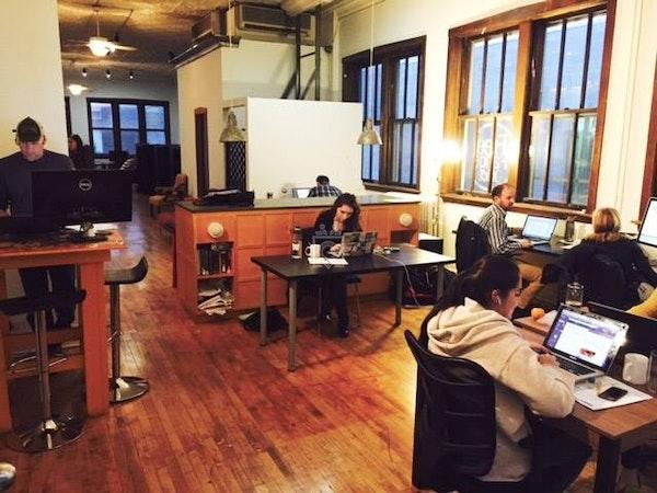 Free Range Office, Chicago