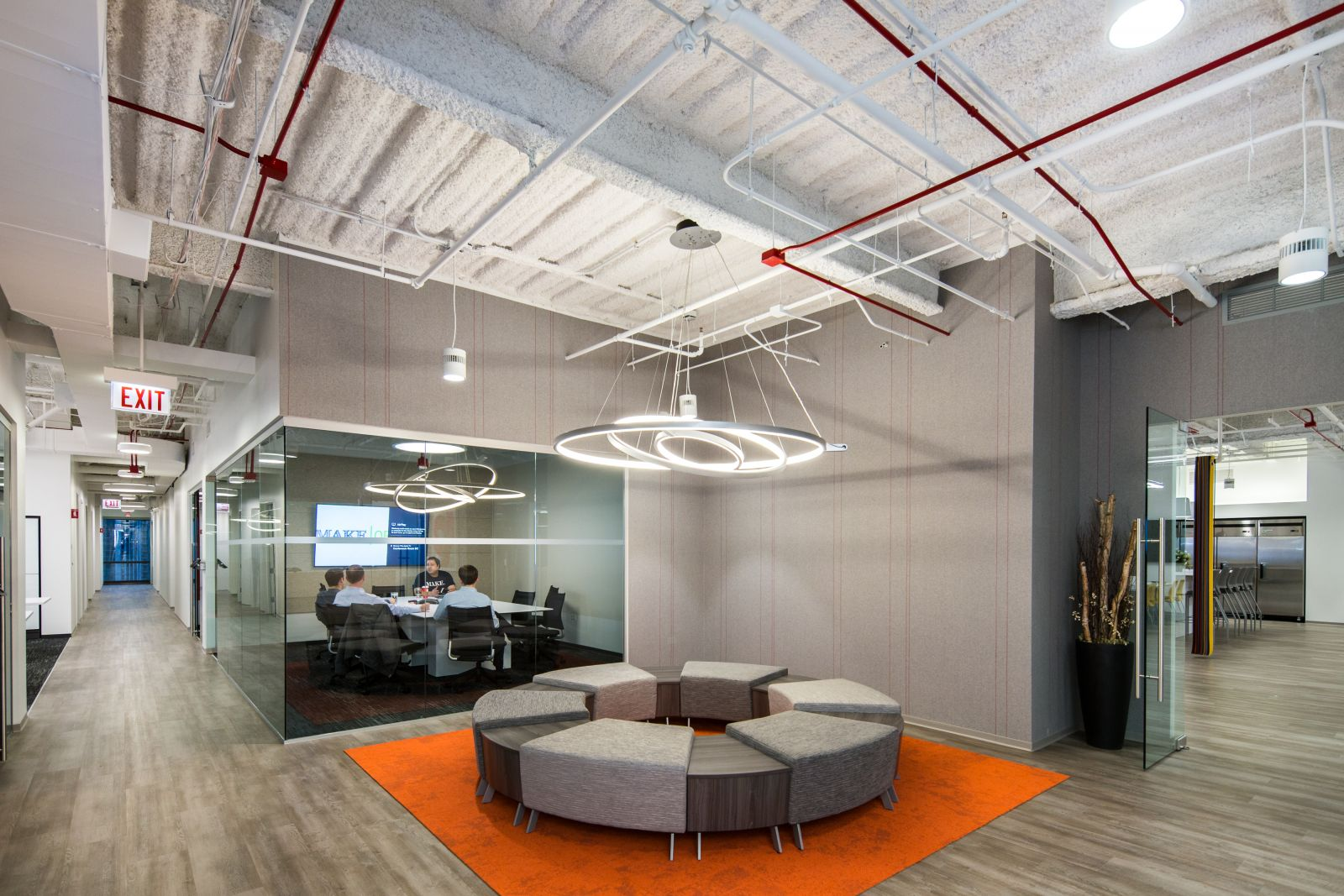 MakeOffices at River North, Chicago
