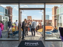 Novel Coworking - Superior, Chicago
