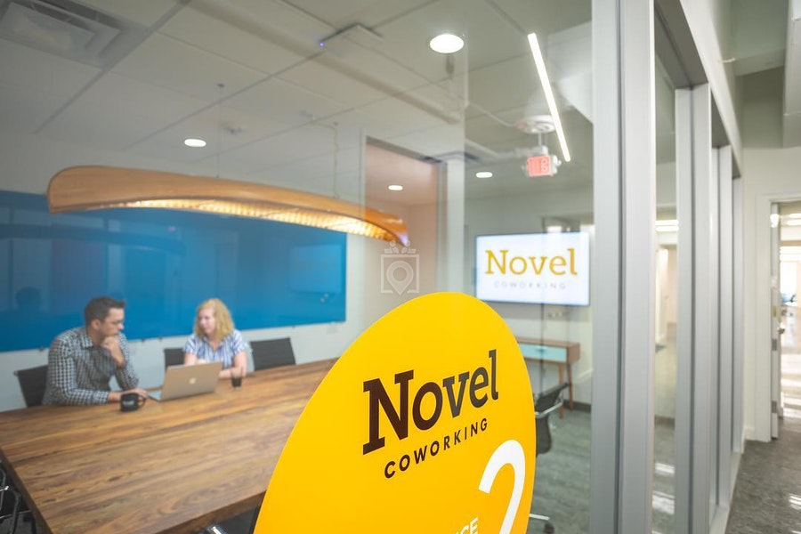 Novel Coworking (W Monroe), Chicago