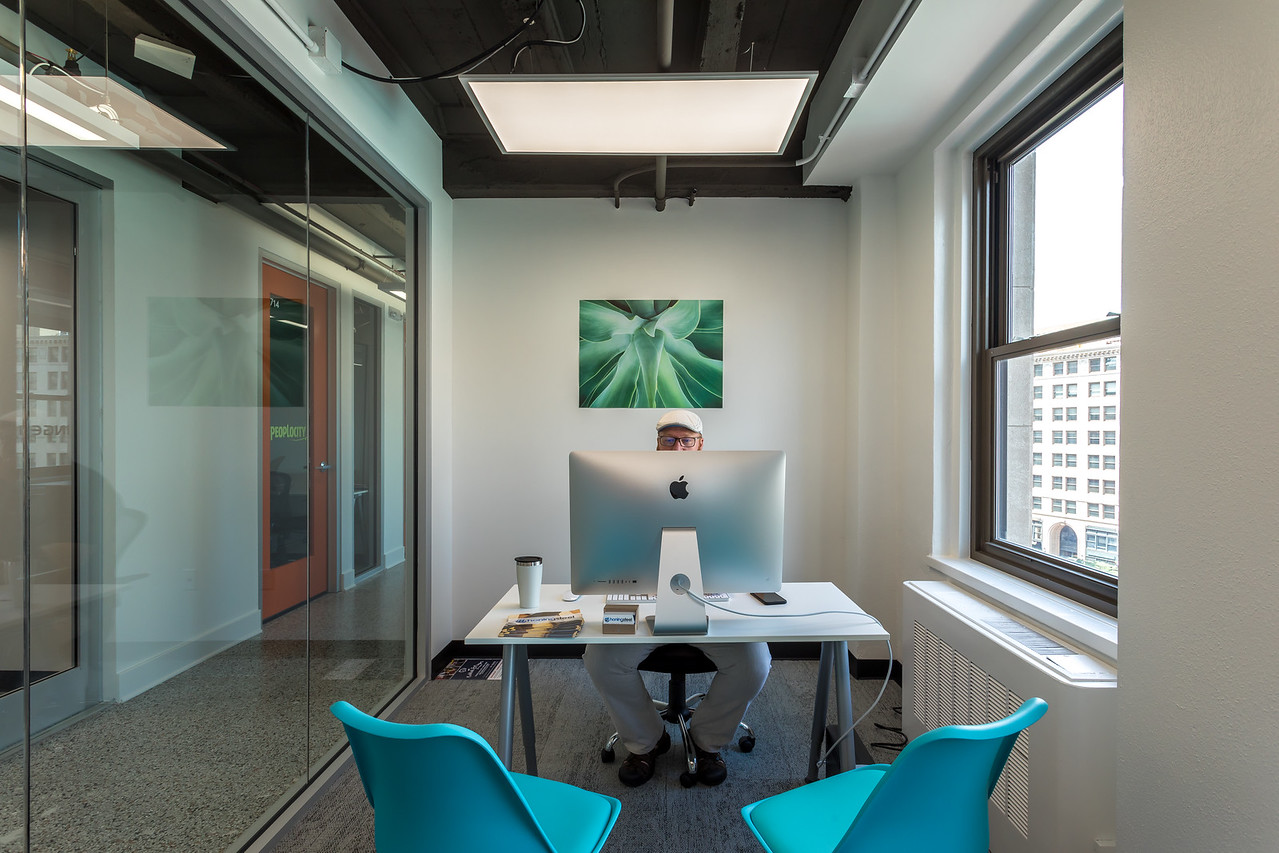 Novel Coworking, Chicago