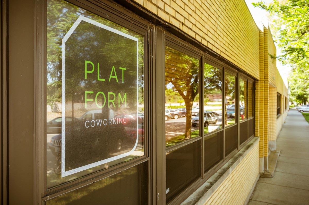 Platform Coworking Ravenswood, Chicago