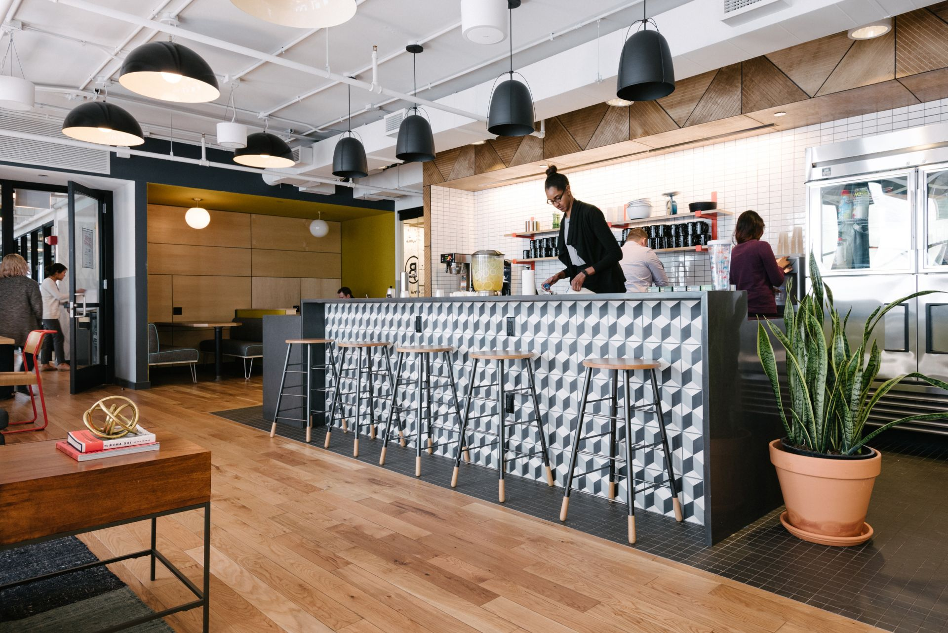 WeWork National Building, Chicago
