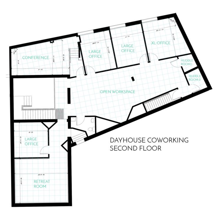 Dayhouse Coworking, Highland Park