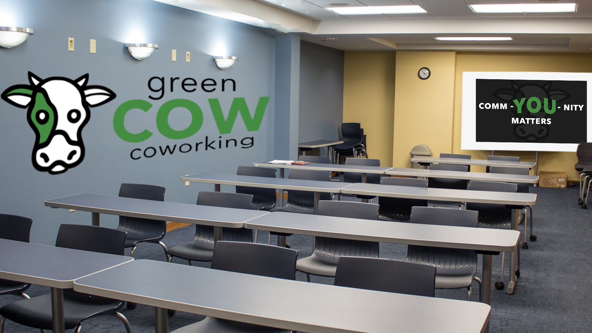 greenCOW Coworking, Hammond